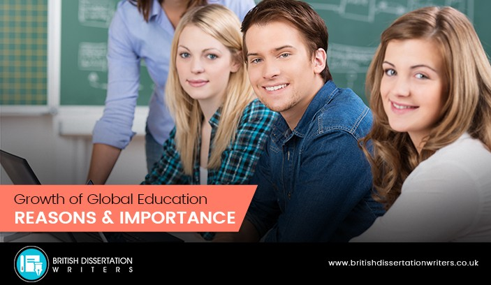Growth Of Global Education Reasons And Importance