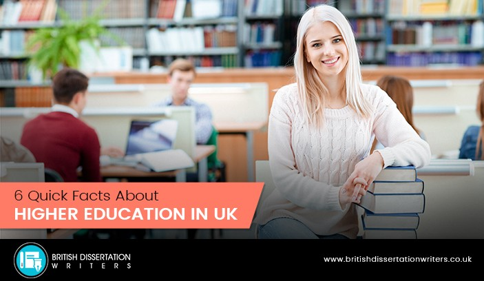six quick facts about higher education in UK