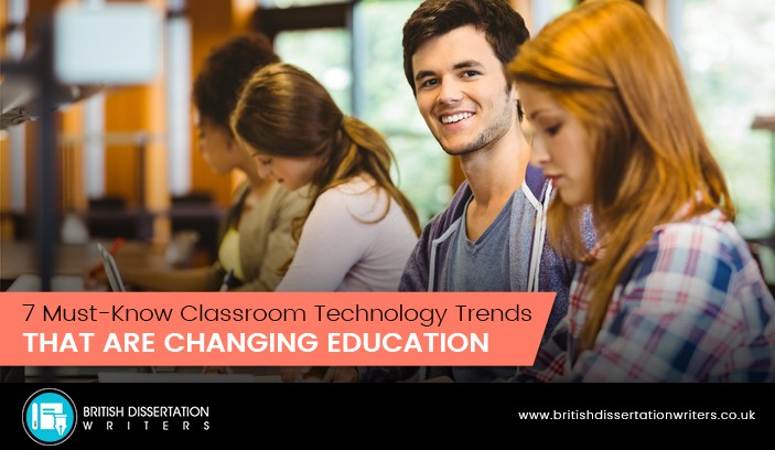 seven must know classroom technology trends that are changing education